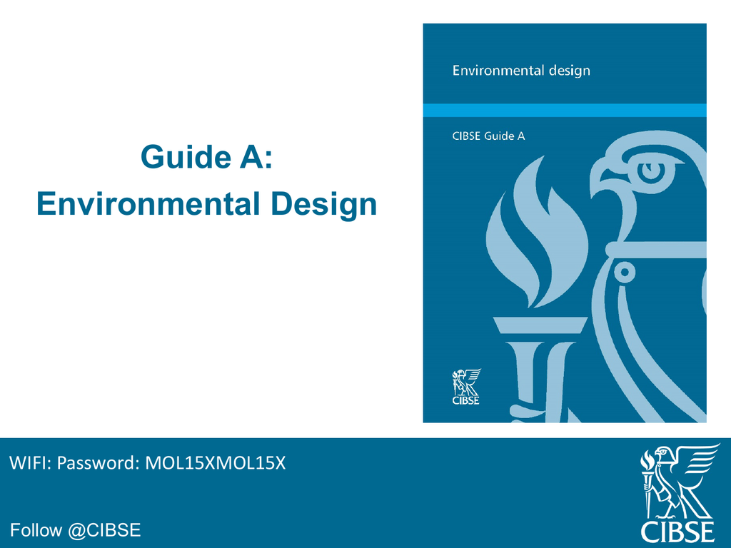 Cibse Guide J Design Toolkit - qqxjorg