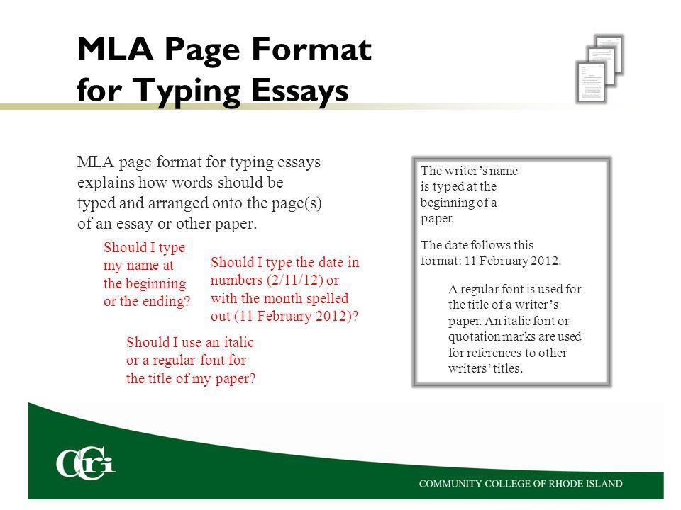 EasyBib: Free Title Page Generator - MLA, APA, Chicago