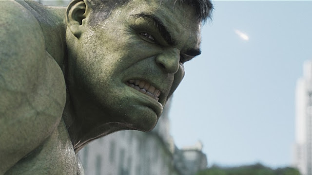 Avengers Infinity War - Hulk shock as Mark Ruffalo