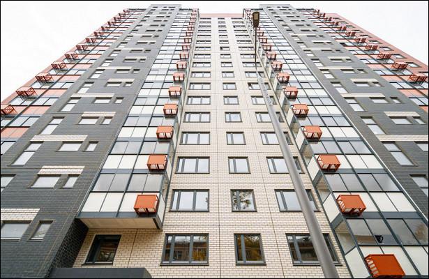 В2020 году строится больше жилья, чемвпрошлом году