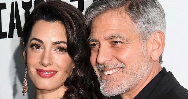 Джордж Клуни рассказал освоих 4-летних двойняшках: «Готовы отдать игрушки бедным»