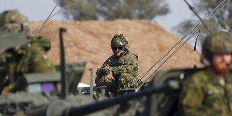 Впарламенте Швеции призвали запретить учения НАТО встране