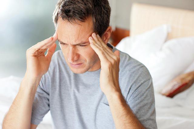 Как успокоить нервную систему после запоя