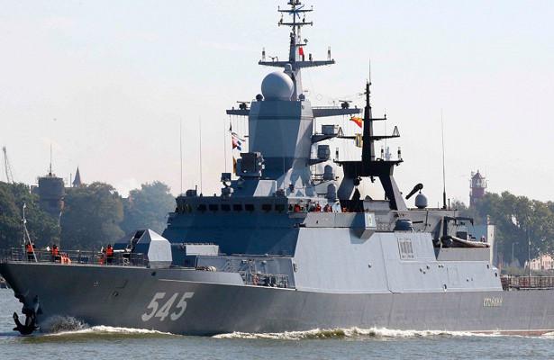 Корабли Балтфлота поучаствуют вучениях сВМСИрана