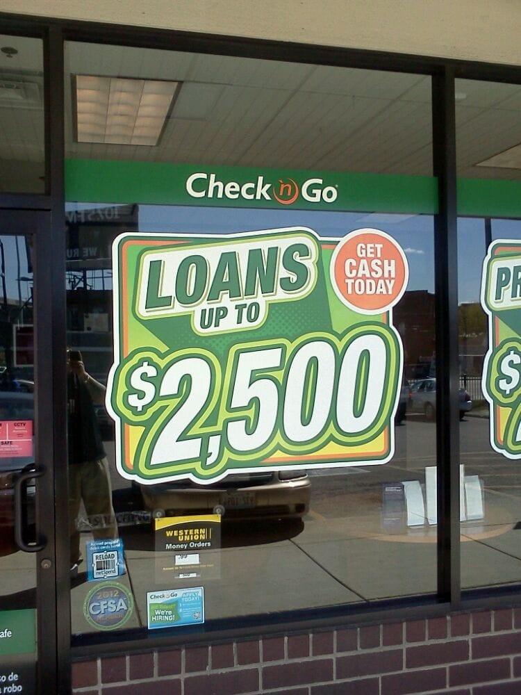 Chicago payday loan stores