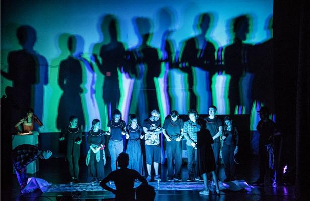 Театральная школа Александра Калягина представит выпускные спектакли вМоскве