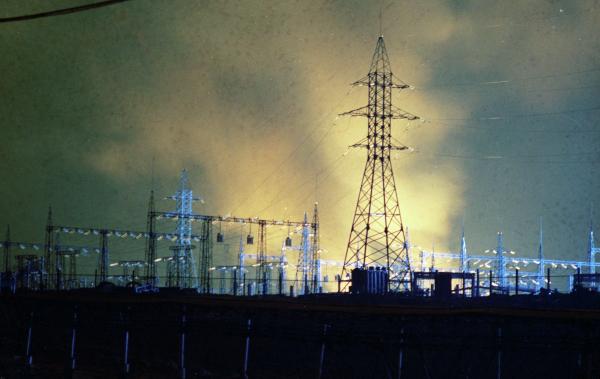 Авария наЛЭПоставила безэлектричества половину Абхазии