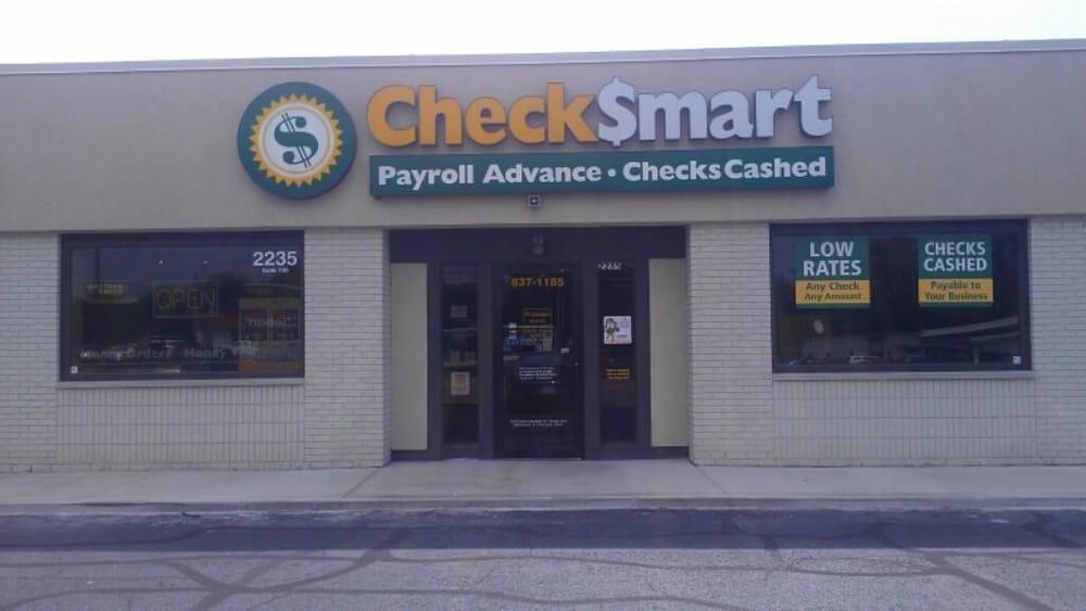 Buckeye checksmart payday loans