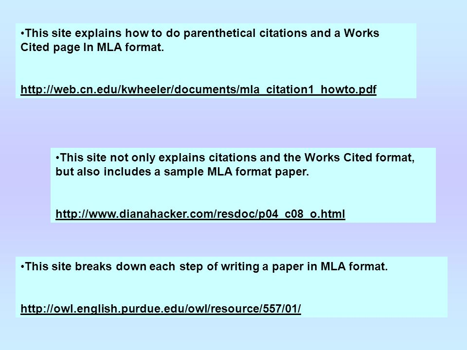 MLA Format Paper: An Easy Writer's Guideline