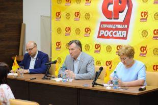 «Справедливая Россия» предлагает альтернативный проект пенсионной реформы