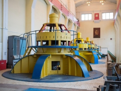 НаНива ГЭС-2ОАО«ТГК-1» закончен капитальный ремонт гидроагрегата