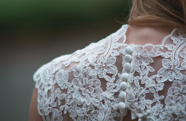 Невесту высмеяли запопытку продать неудачное платье