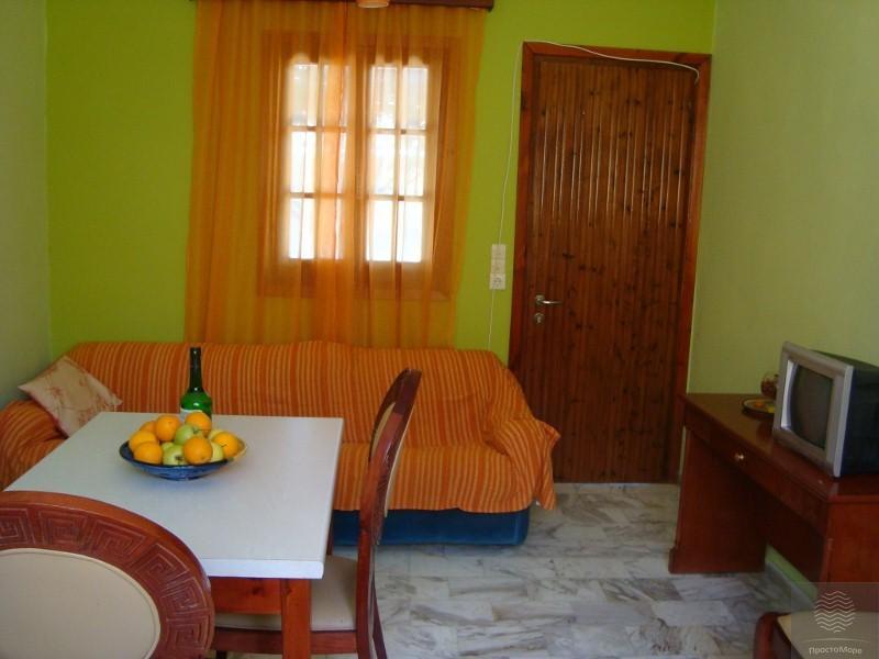 Недорогую квартира в Корфу