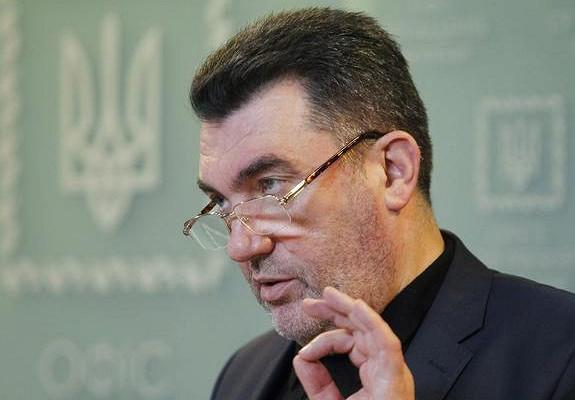 Секретарь СНБО Украины Данилов пригрозил России запасными вариантами поДонбассу