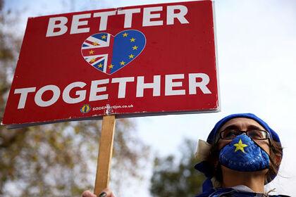 ВЕвросоюзе решили подготовиться кнеудачному исходу Brexit