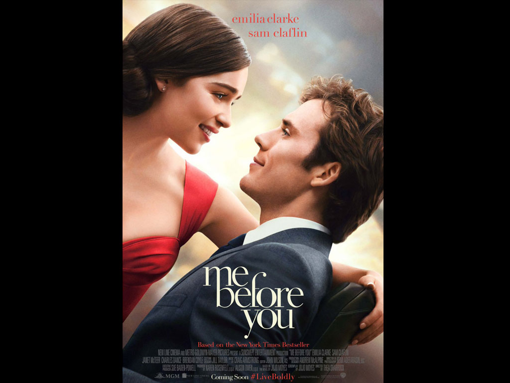 Me Before You - 2016 - English Subtitles