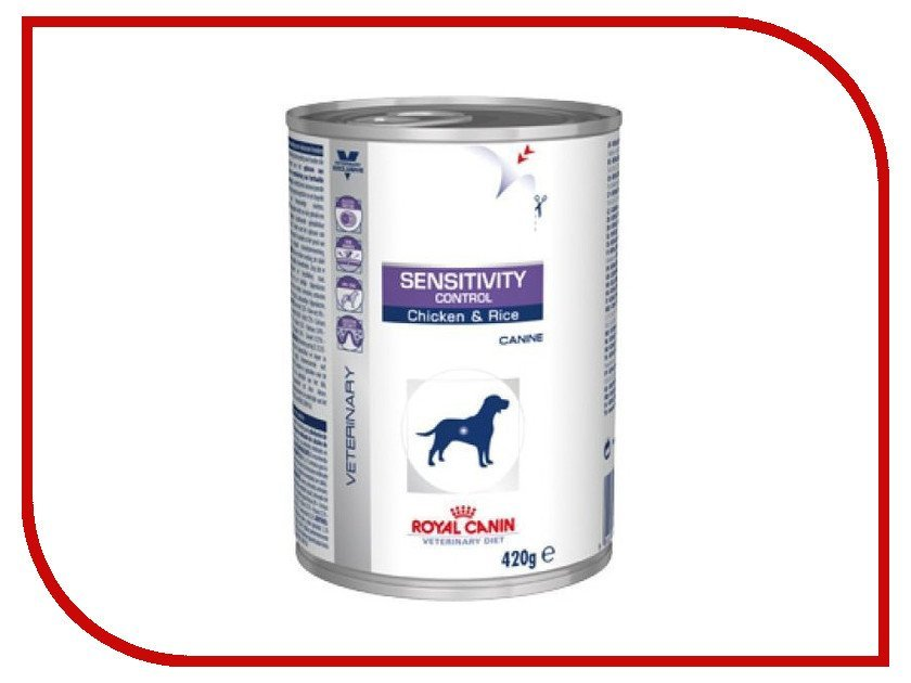 Корм royal canin vet diet sensitivity control