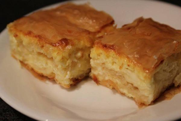 Рецепт быстрого и простого пирога с фото