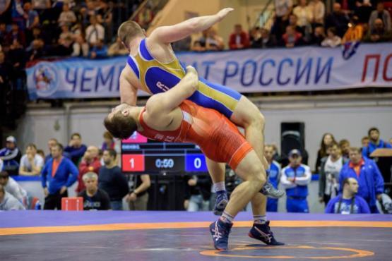 Ямальские борцы взяли восемь медалей издесяти возможных