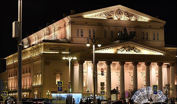 «Богема» вБольшом ибалет Парижской оперы