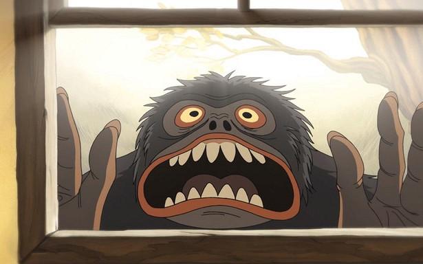 Слезы гориллы