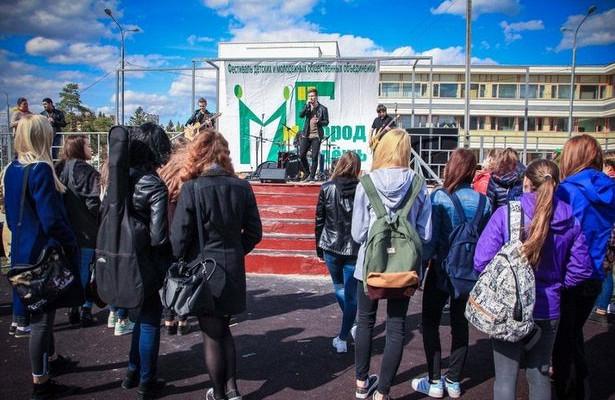 19маявЗеленограде состоится фестиваль «Молодёжь игород 2018»