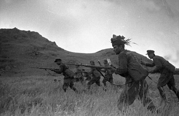 Какая нехватка оружия была вКрасной Армии в1941 году