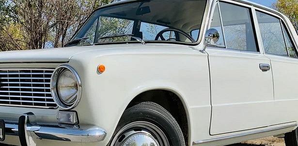 Напродажу выставлена «Копейка» 1974 года практически с«нулевым» пробегом