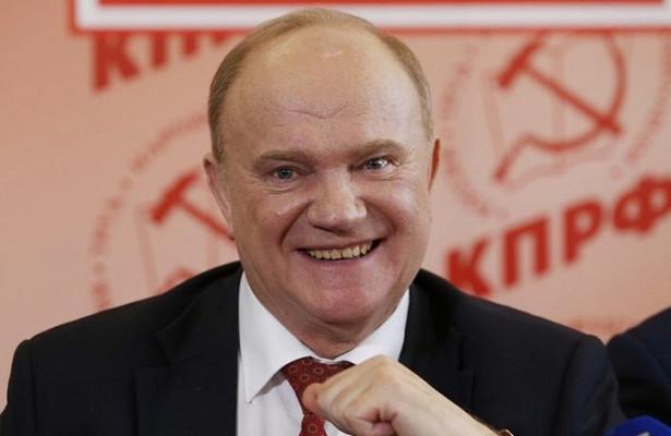КПРФ заподозрили в«политическом шулерстве»