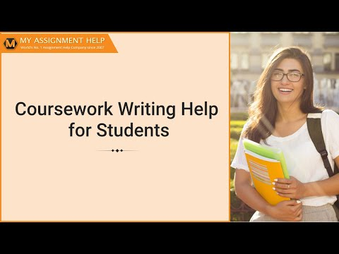 Write my course work
