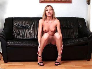 Female solo masturbation orgasms