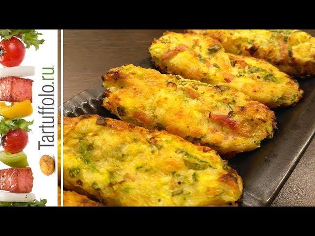 Кабачки в духовке рецепты быстро и вкусно с яйцом