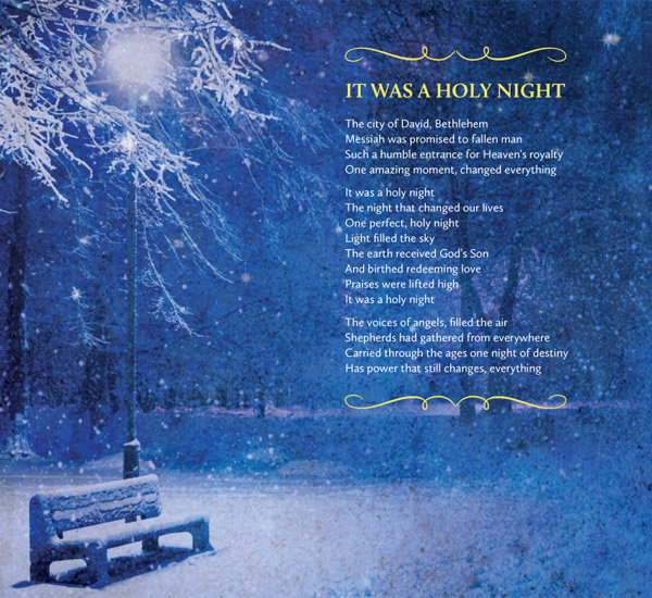 IL DIVO - O HOLY NIGHT - free download mp3