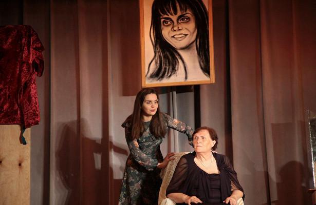 Зрителям Хорошевки представят спектакль «Падение вжизнь»
