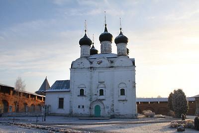 ВПодмосковье сохраняются традиции русского меценатства