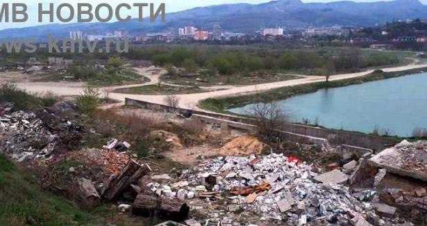 Началась долгожданная расчистка отсвалок Кавказских Минеральных Вод— самого замусоренного региона СКФО