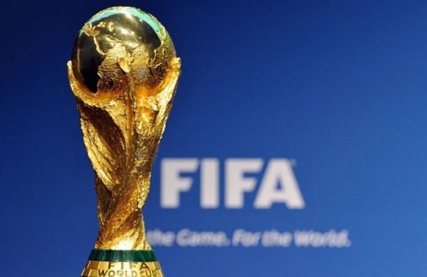 Кубок чемпионата мира пофутболу прибыл вВоронеж
