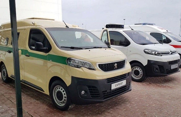 Peugeot поставит Сбербанку 252инкассаторские машины