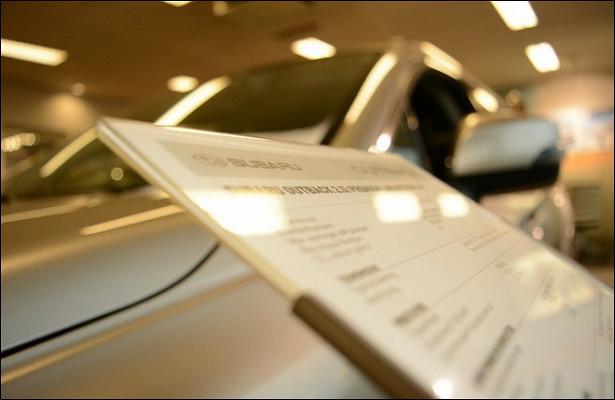 Спрос наподержанные авто вырос вРоссии