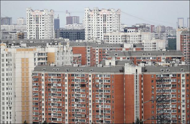 ВМоскве упали продажи квартир