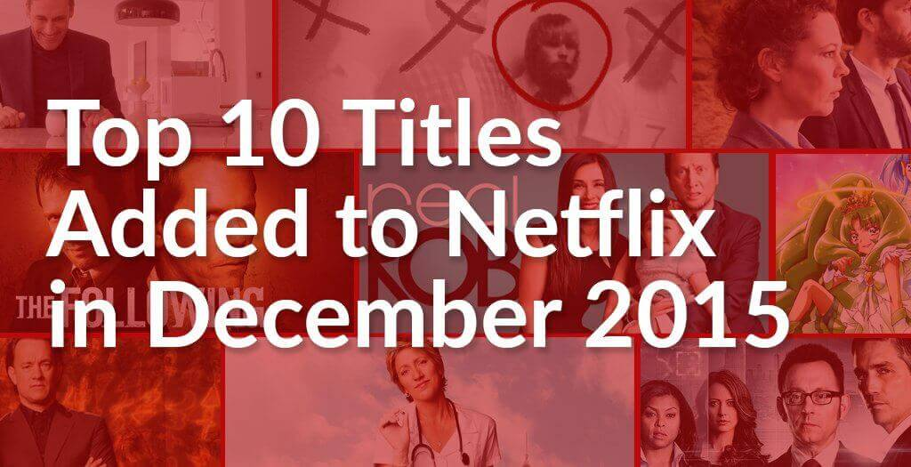 New movies on Netflix in December 2015 - Business Insider