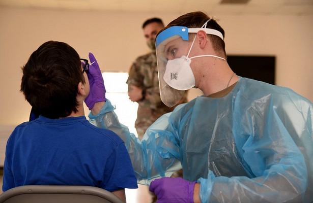 ВГермании засутки выявили более 10тысяч случаев коронавируса