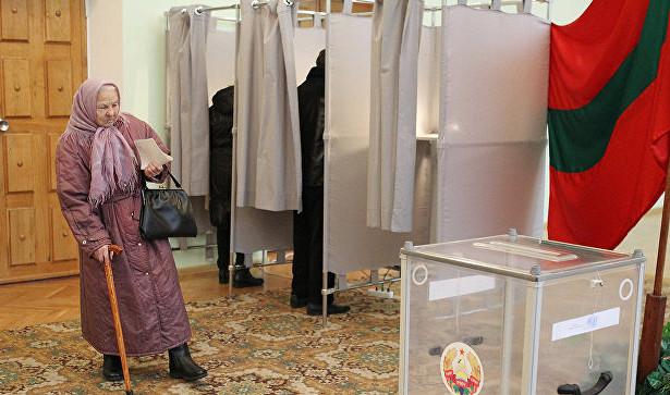 ЦИКпризнал выборы вПриднестровье состоявшимися