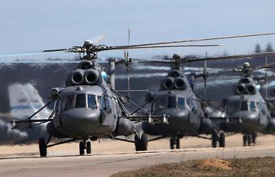 Космические спасатели наУрале получат навооружение новые вертолеты Ми-8МТВ-5