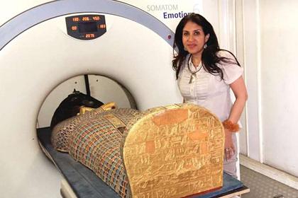 Раскрыта тайна жестокой смерти египетского фараона