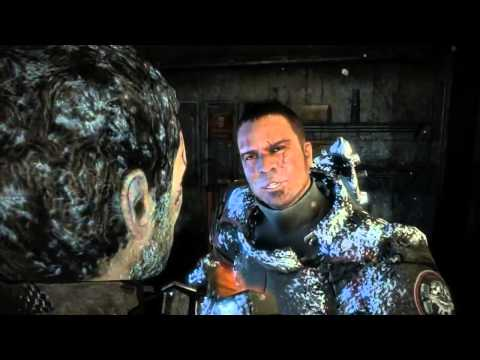 Deliberately diegetic: Dead Space's lead interface