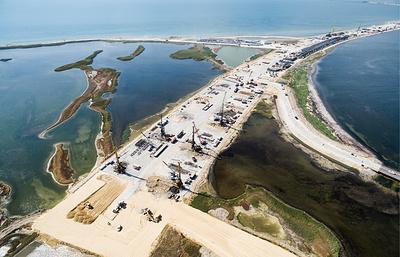Запуск Керченского моста может снизить цены вКрыму