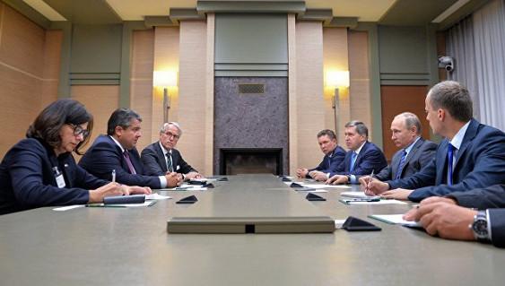 Политолог объяснил поездки немецких политиков в Москву