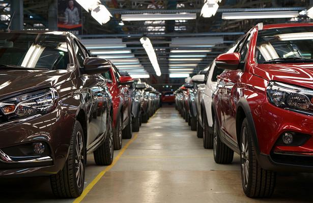 «АвтоВАЗ» прячет новую загадочную модель