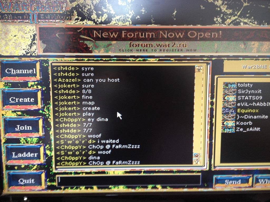 Warcraft 3 Frozen Throne 124d через торрент